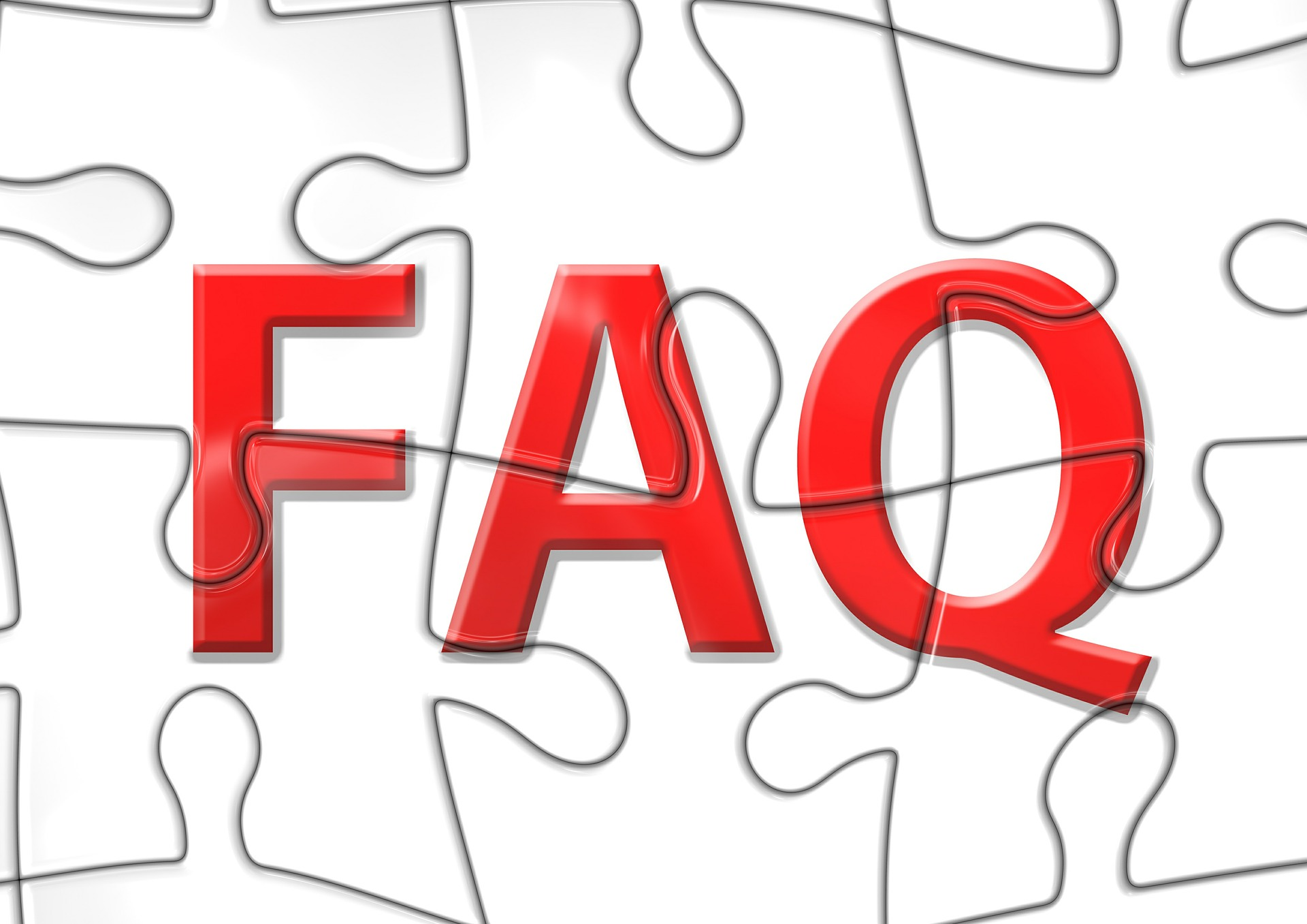 Web to Success: Creaing an online business frequently asked questions